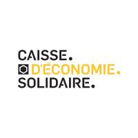Logo de la CECOSOL (Caisse d'économie solidaire Desjardins)