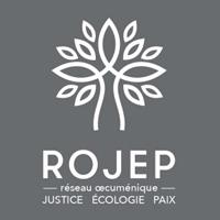Logo du ROJEP (Réseau Œcuménique Justice Écologie Paix)