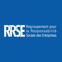 Logo du RRSE (Regroupement pour la Responsabilité Sociale des Entreprises)