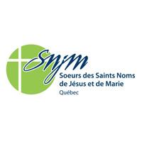 Logo des SNJM (Soeurs des Saints Noms de Jésus et de Marie)