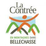 Logo de l'organisme La Contrée en montagne dans Bellechasse