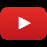 Image de la flèche pour démarrer une vidéo YouTube
