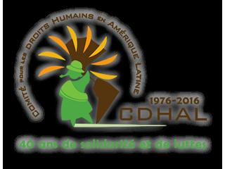 Logo de l'organisme Comité pour les droits humains en Amérique Latine - CDHAL