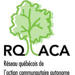 Logo du Réseau québécois de l'action communautaire autonome (RQ-ACA)