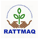 Logo de l'organise Réseau d'aide aux travailleuses et travailleurs migrants agricoles du Québec - RATTMAQ