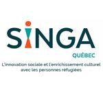 Logo de l'organisme SINGA Québec